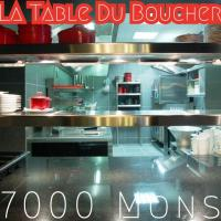 Table boucher